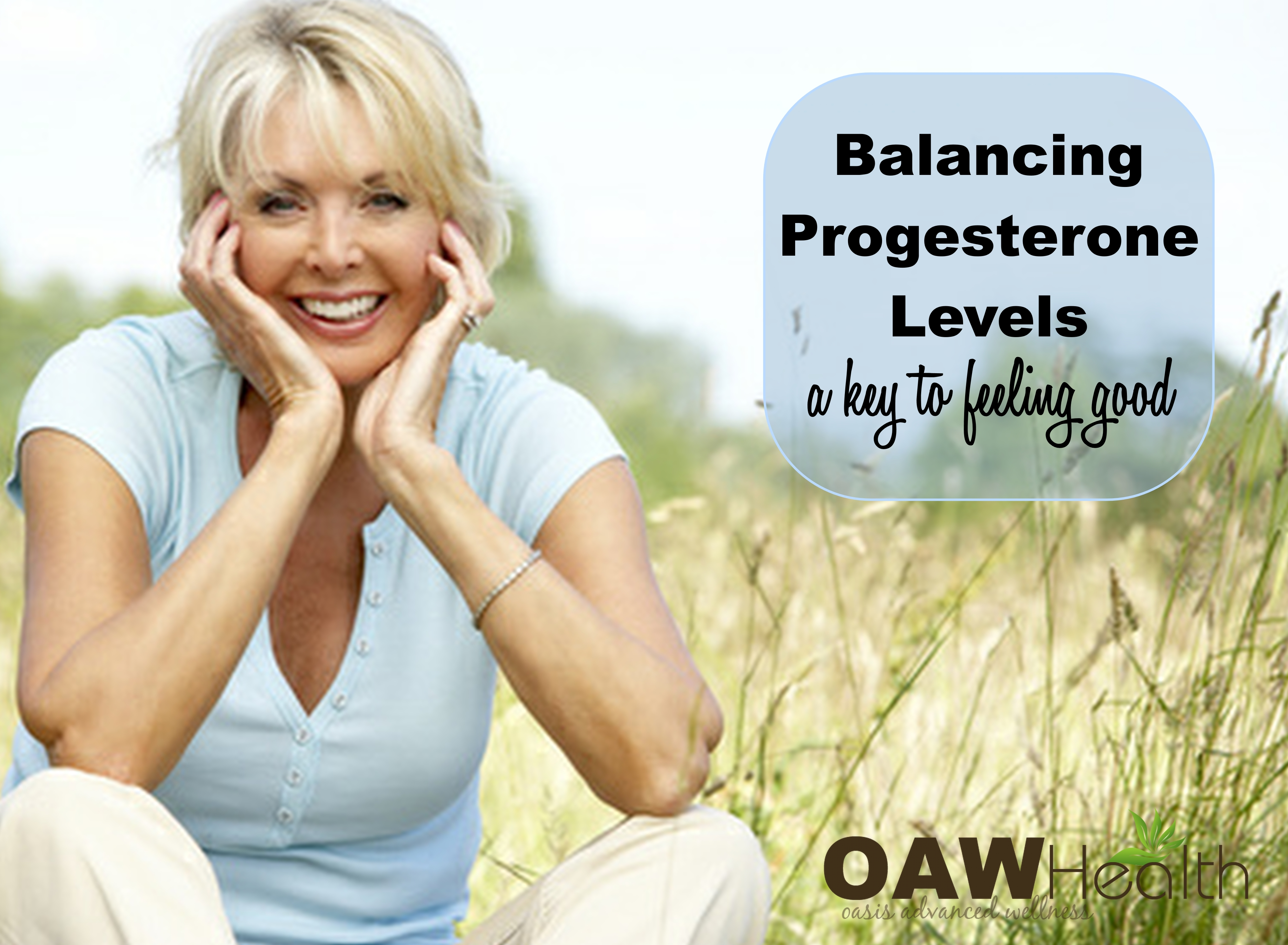 Balancing Progesterone Levels – A Key to Feeling Good