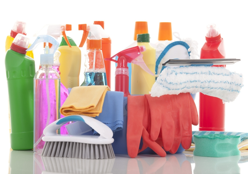 Allergies? Check Your Household Cleaning Products ...