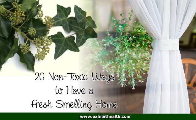 20 Non-Toxic Ways to Have a Clean Smelling Home