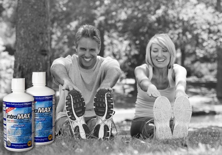 intraMAX organic multi-vitamin
