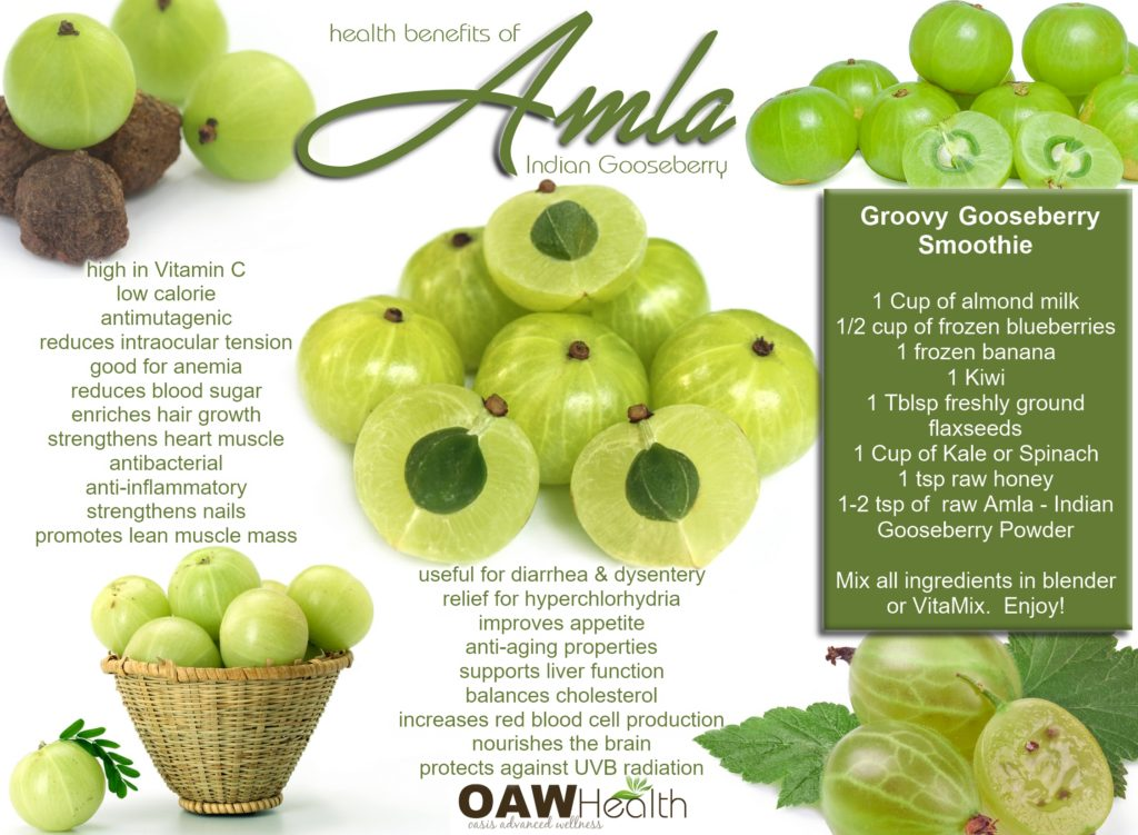how to eat amla for hair