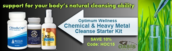 Chemical and Heavy Metal Cleanse