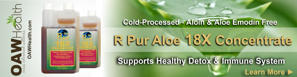 R-Pur-Aloe 18X Aloe Vera Juice