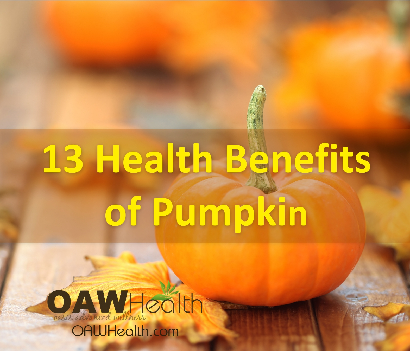 13 Amazing Health Benefits of Pumpkin