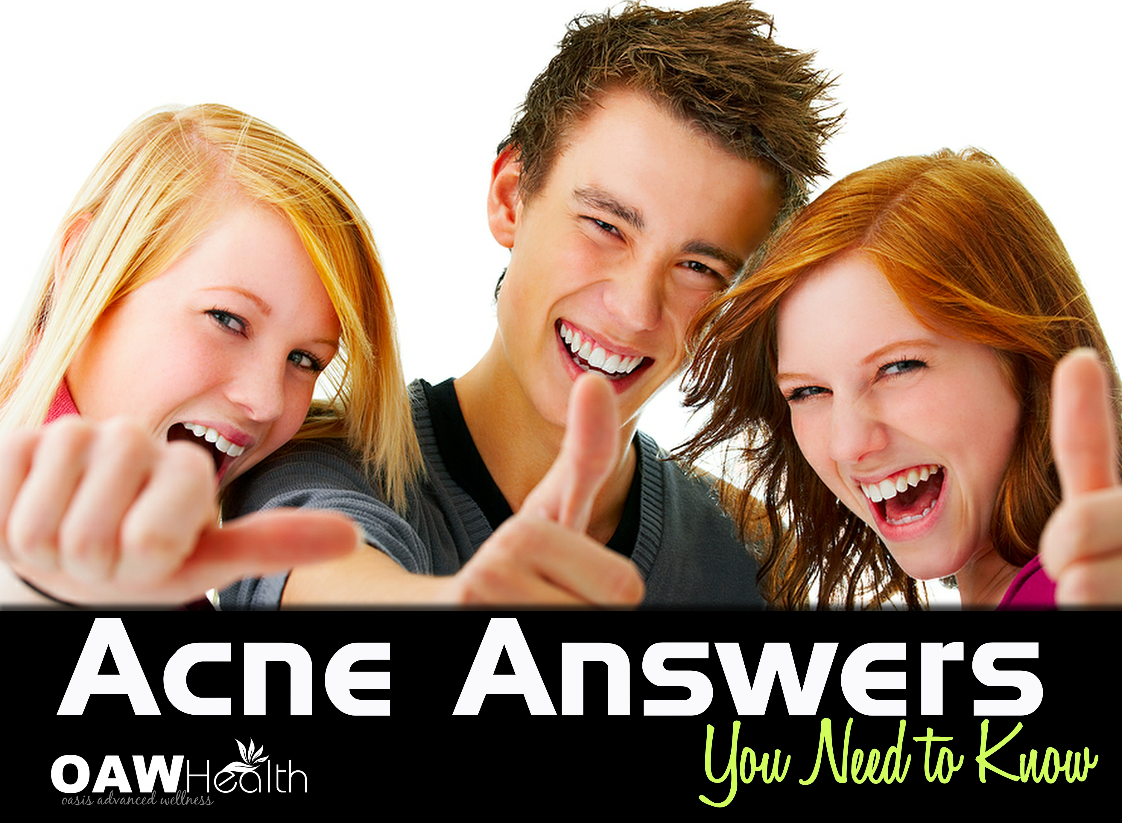 Acne Answers You Need to Know