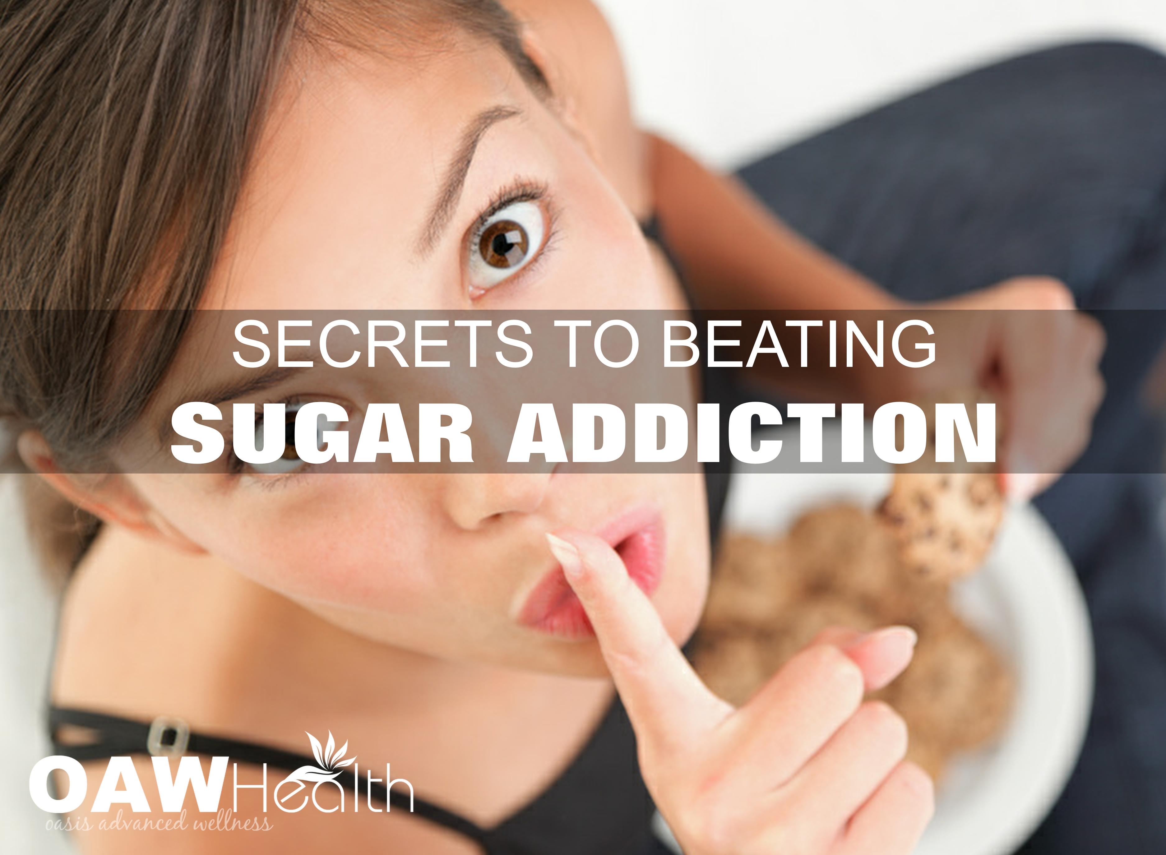 Secrets to Beating Sugar Addiction
