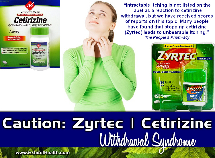 Cetirizine Side Effects Insomnia