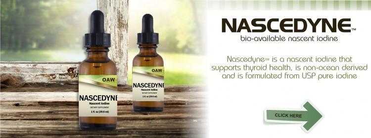 Nascedyne Nascent Iodine