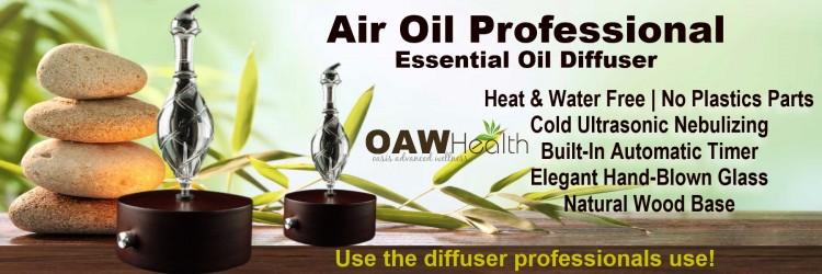 Air Oil Professional aromatherapy diffuser