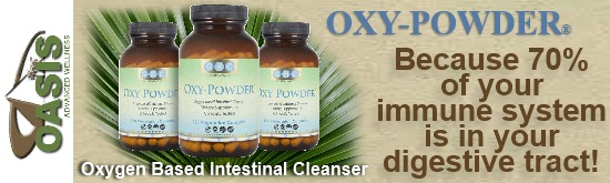 oxy-powder colon cleanse