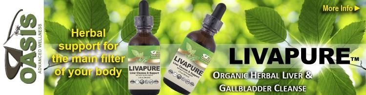 LIVAPURE - Herbal Liver Support