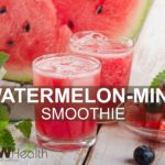 Watermelon Mint Smoothie