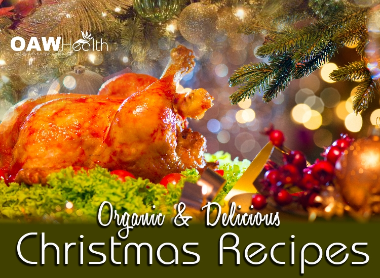 Delicious and Organic Christmas Recipes