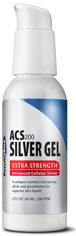 ACS200 Silver Gel Extra Strength