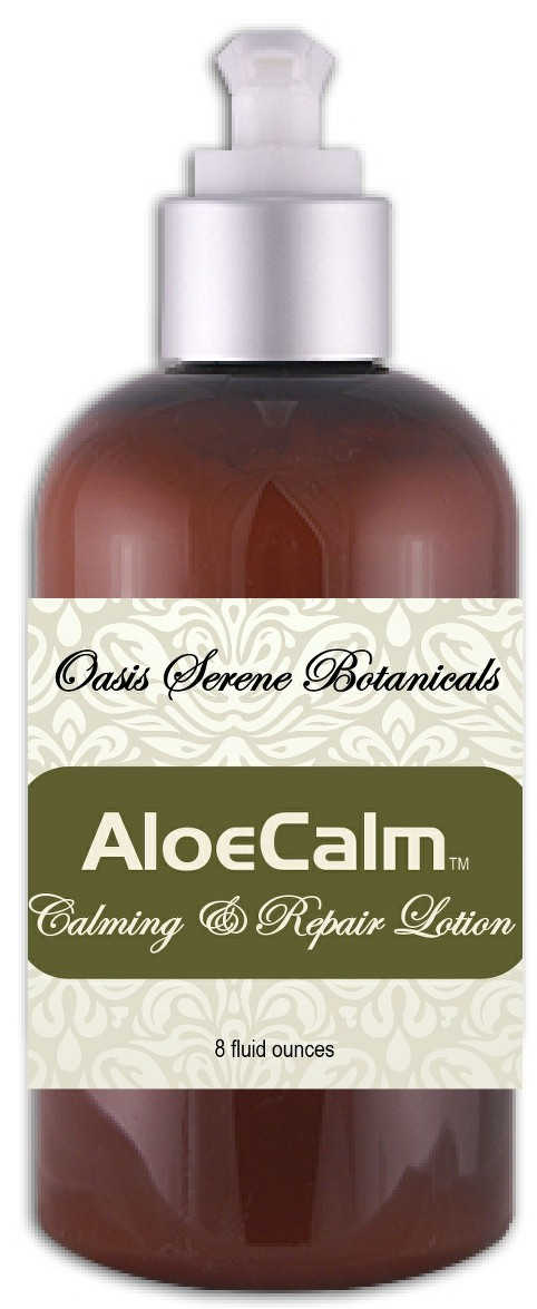 AloeCalm™ All-Natural Body Lotion