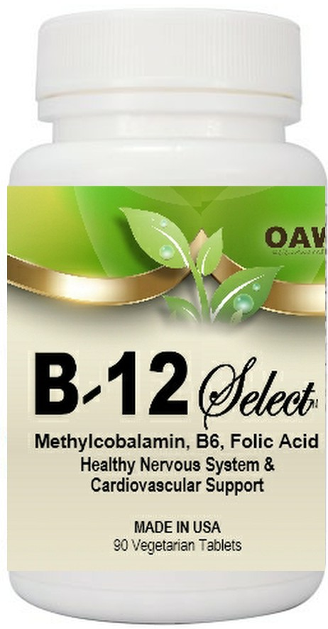 Methylcobalamin  B-12 Select