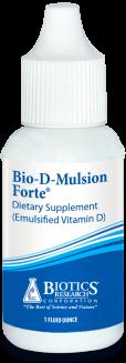 Bio D-Mulsion Forte (Vitamin D-3)