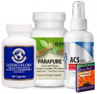 Optimum Wellness Candida Cleanse Package