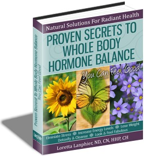 Proven Secrets to Whole Body Hormone Balance Ebook