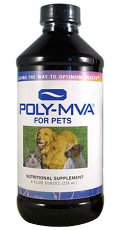 Poly MVA for Pets (8 oz)