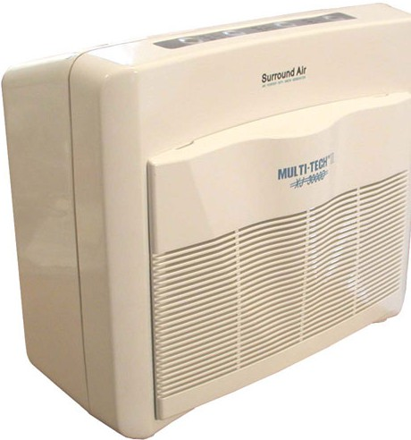 Multi-Tech II XJ-3000D Air Purifier