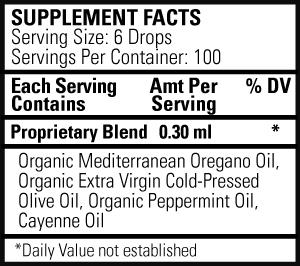 Oregatrex oregano oil blend