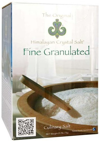 Himalayan Crystal – Fine Granulated