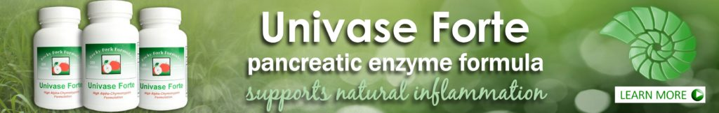 Univase Forte pancreatic enzymes