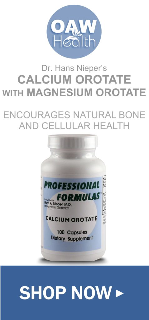 Calcium Orotate with Magnesium Orotate