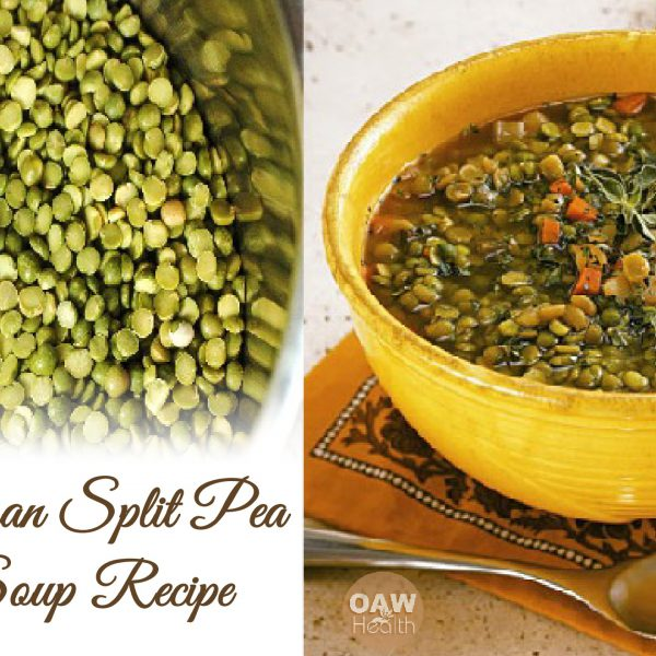 Vegan Split Pea Soup Recipe