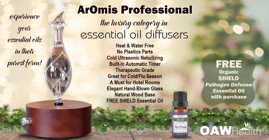 aromis aromatherapy diffuser