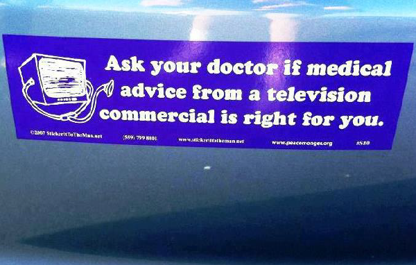 Is Prime Time TV Drug Advertising Necessary?