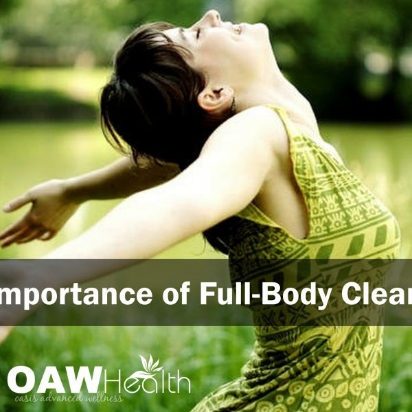 Importance of Full Body Cleansing