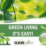 green living - it's easy