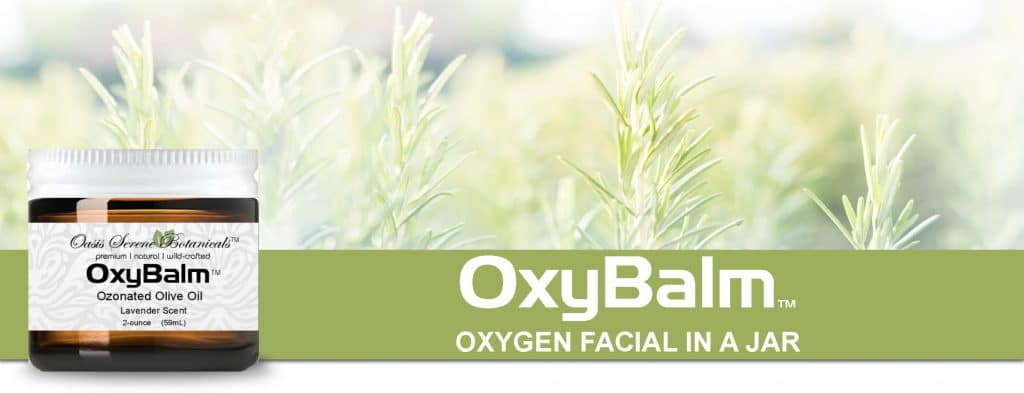 OxyBalm Ozonated Olive Oil