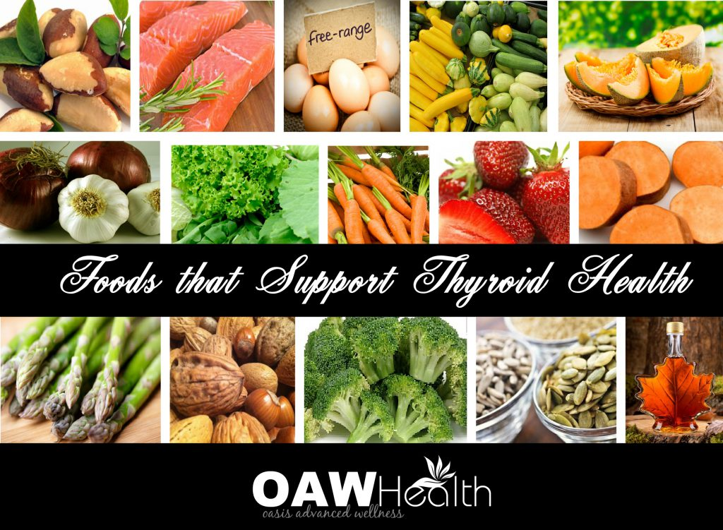 foods that support thyroid health