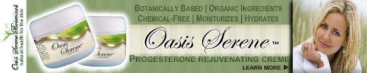 Oasis Serene banner