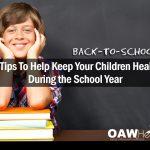 back to school keep children healthy