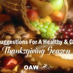 15 Suggestions for a Healthy and Green Thanksgiving Season