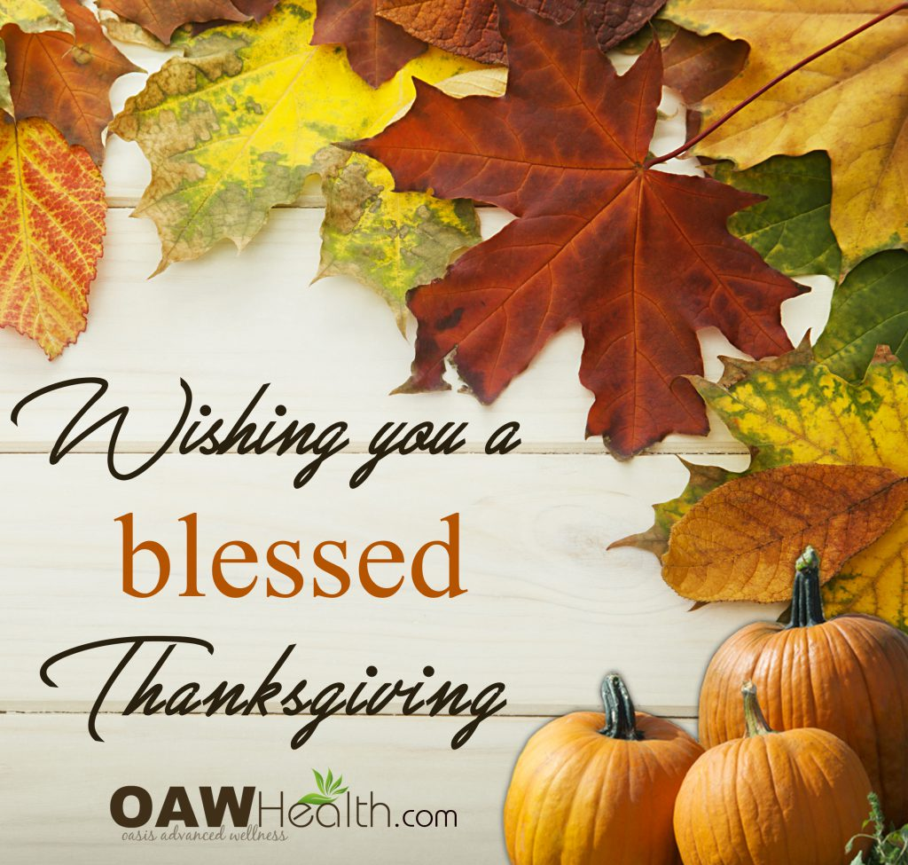 quote - a blessed Thanksgiving