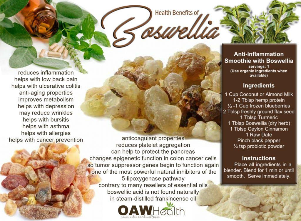 health benefits of boswellia, Skeleton