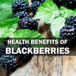 health benefits of blackberries