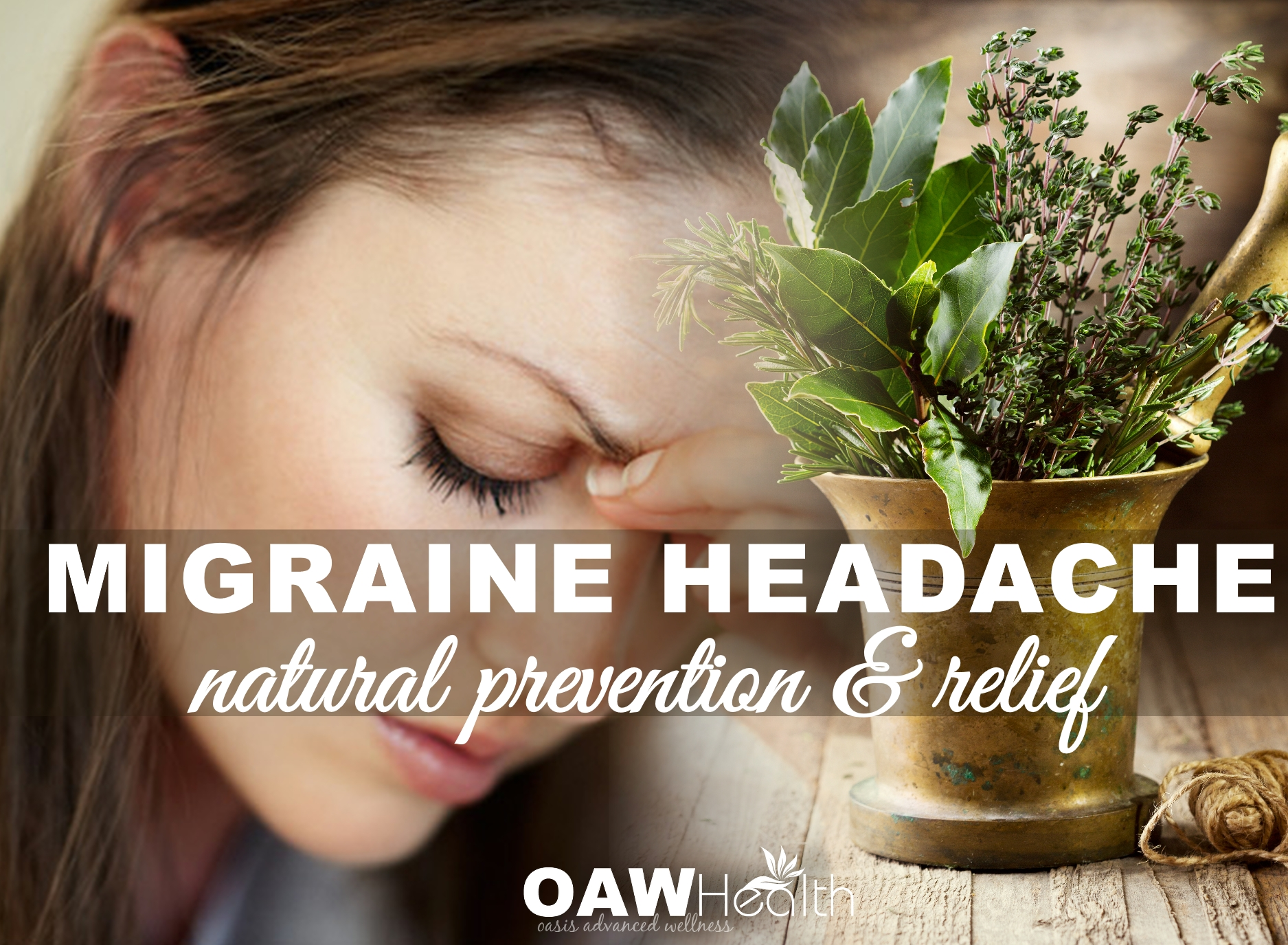 Migraine Headache Prevention & Relief