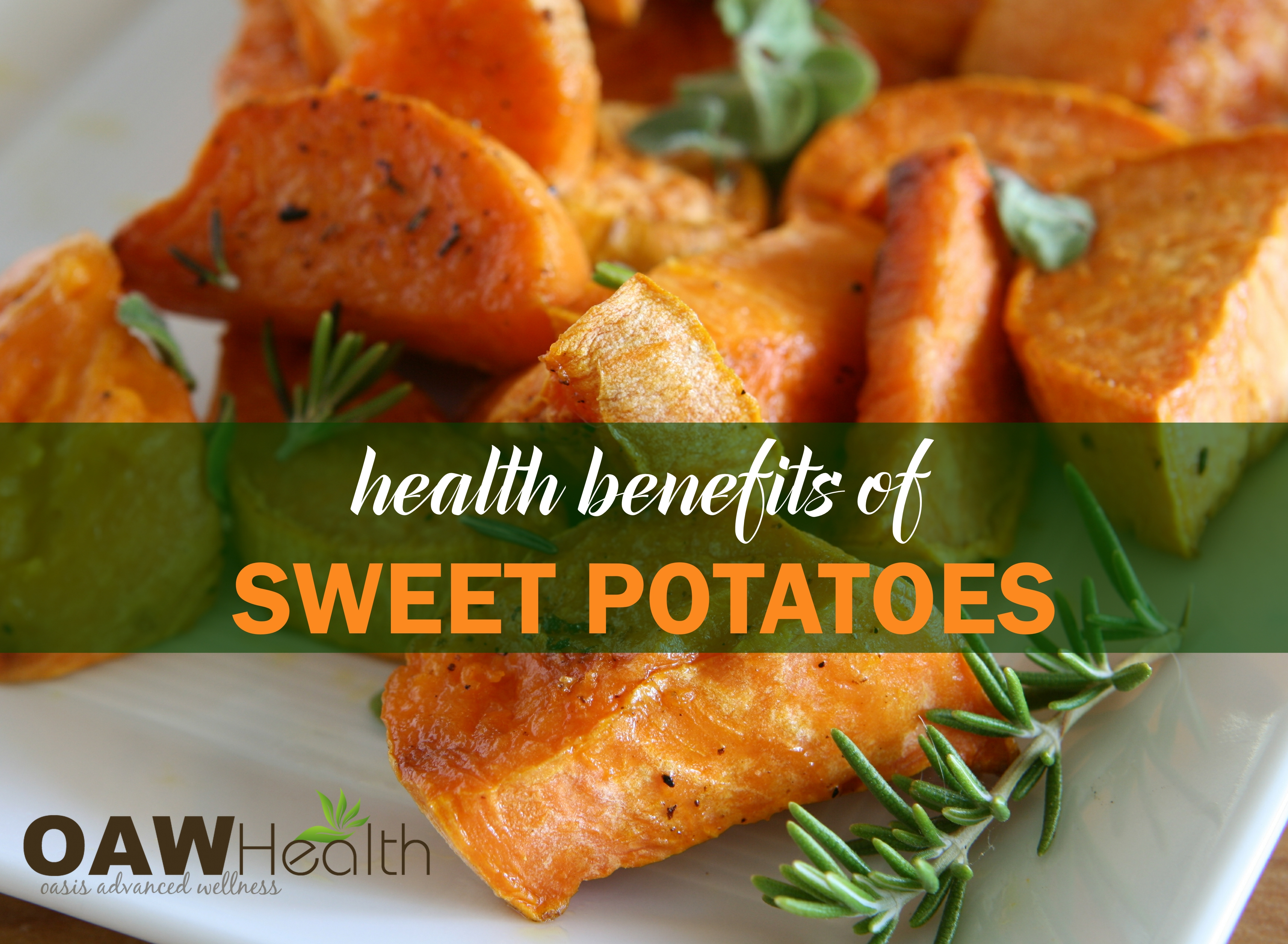 Exciting Health Benefits of Sweet Potatoes