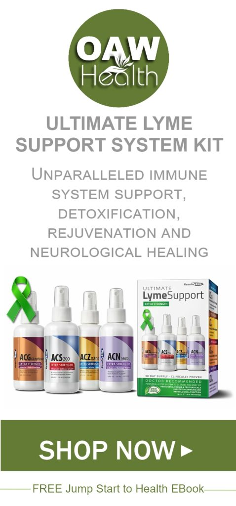 Optimum Wellness Ultimate Lyme Support System Kit