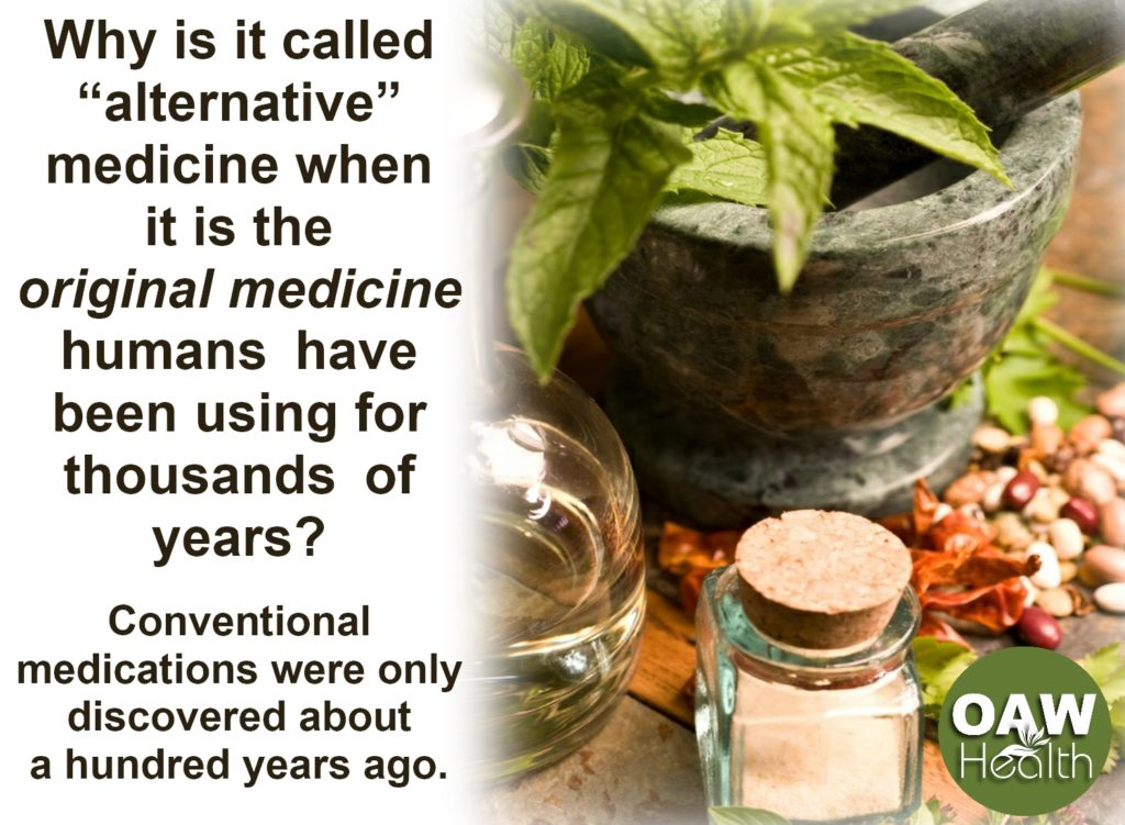 What Exactly Is Alternative Medicine
