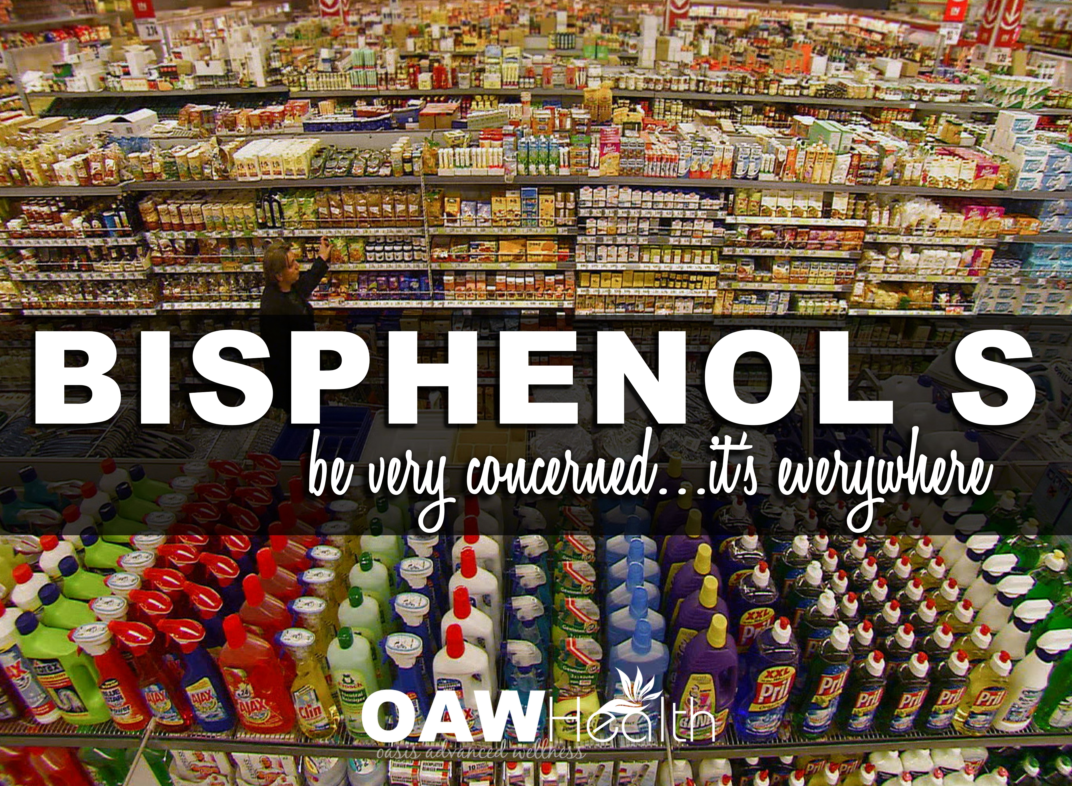 Be Very Concerned About Bisphenol S