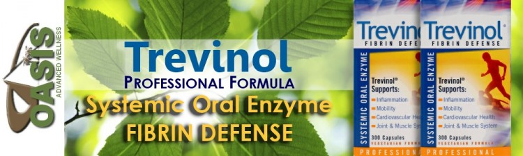 Trevinol Professional Systemic Enzymes