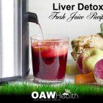 Liver Detox Juice Recipe