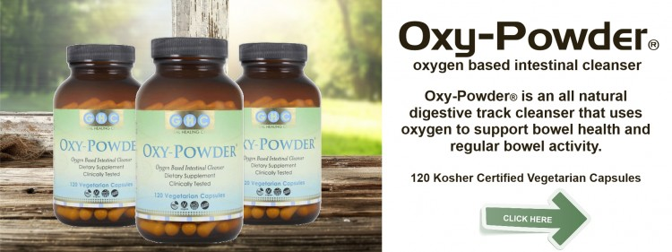 Oxy-Powder Colon Cleanser